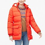 J. Crew Factory - Extra 70% Off Sale: Puffer Jacket
