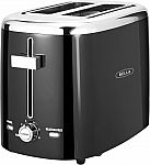 Bella - 2-Slice Extra-Wide/Self-Centering-Slot Toaster