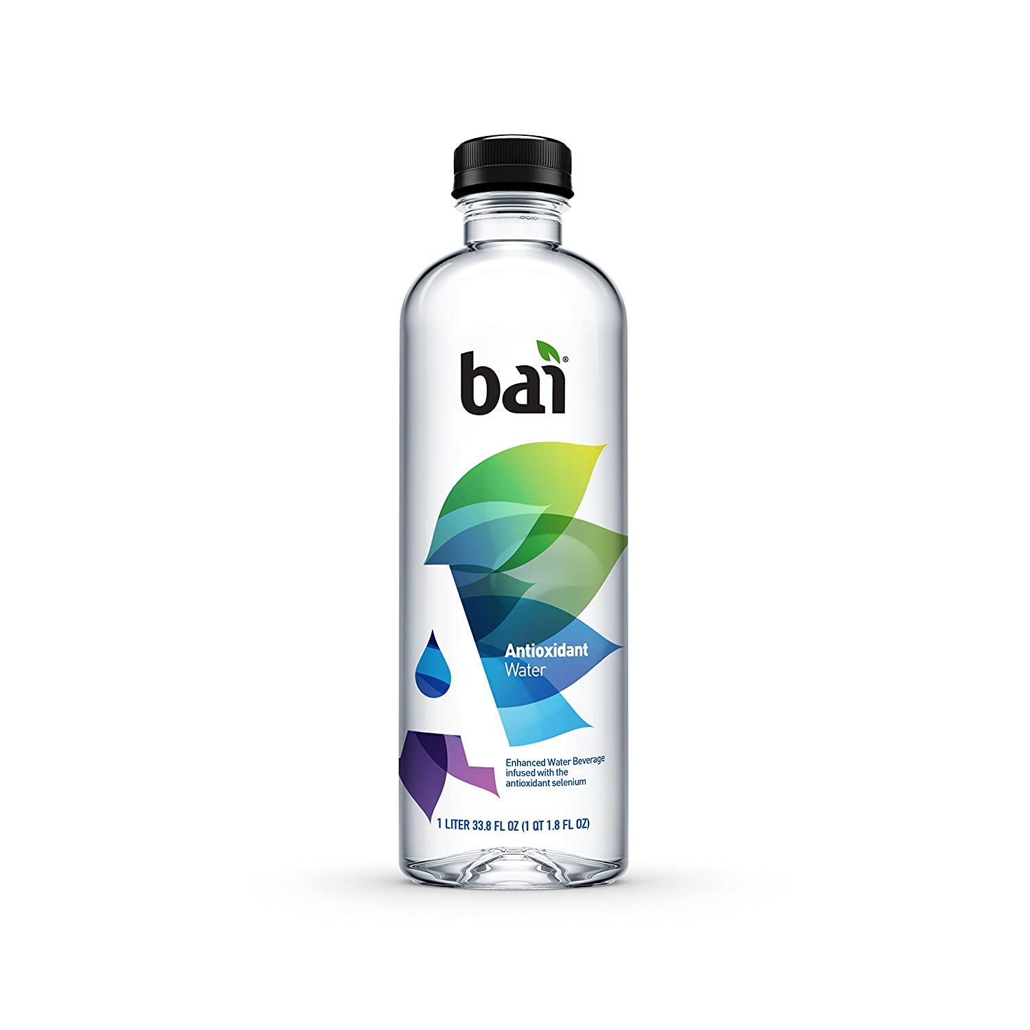 12-Pack 33.8-Oz Bai Antioxidant Water (w/ Selenium)