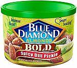 Blue Diamond Almonds 6 Oz Spicy Dill Pickle
