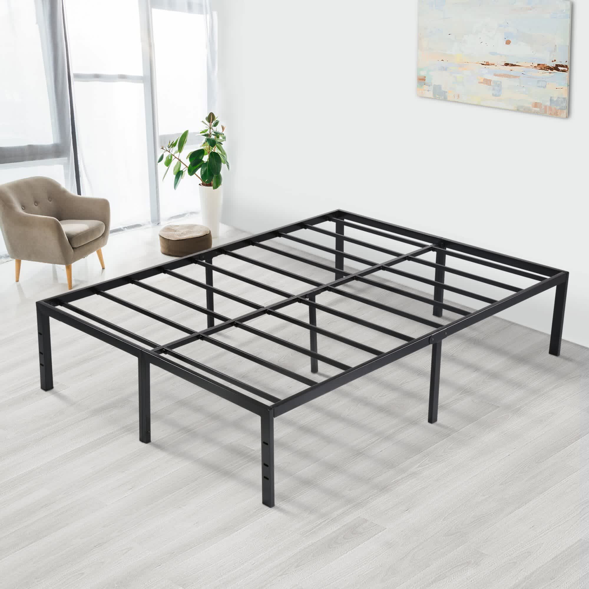 "Alwyn Home Dutton 18"" Twin Platform Bed"
