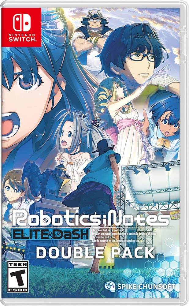 Robotics;Notes: Elite & DaSH Double Pack (Nintendo Switch or PS4)