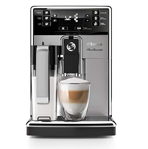 史低价!Saeco PicoBaristo  HD8927/47全自动意式浓缩咖啡机