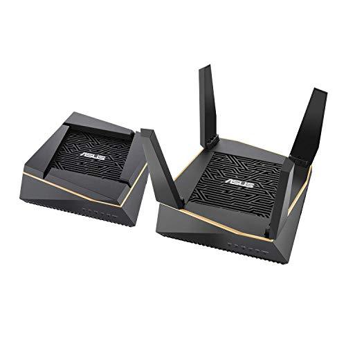 史低价! Asus华硕 RT-AX92U AX6100 Wi-Fi 6 无线路由器,2只装