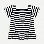 J. Crew Factory - Extra 60% Off Sale: Girls Tee