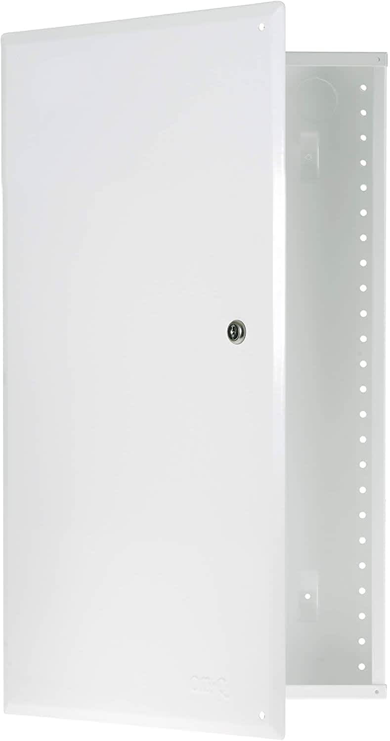 "OnQ Legrand 20"" Enclosure with Hinged Door"