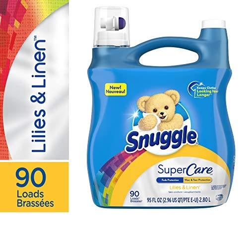 Snuggle 衣物增香护色柔顺剂,95 oz