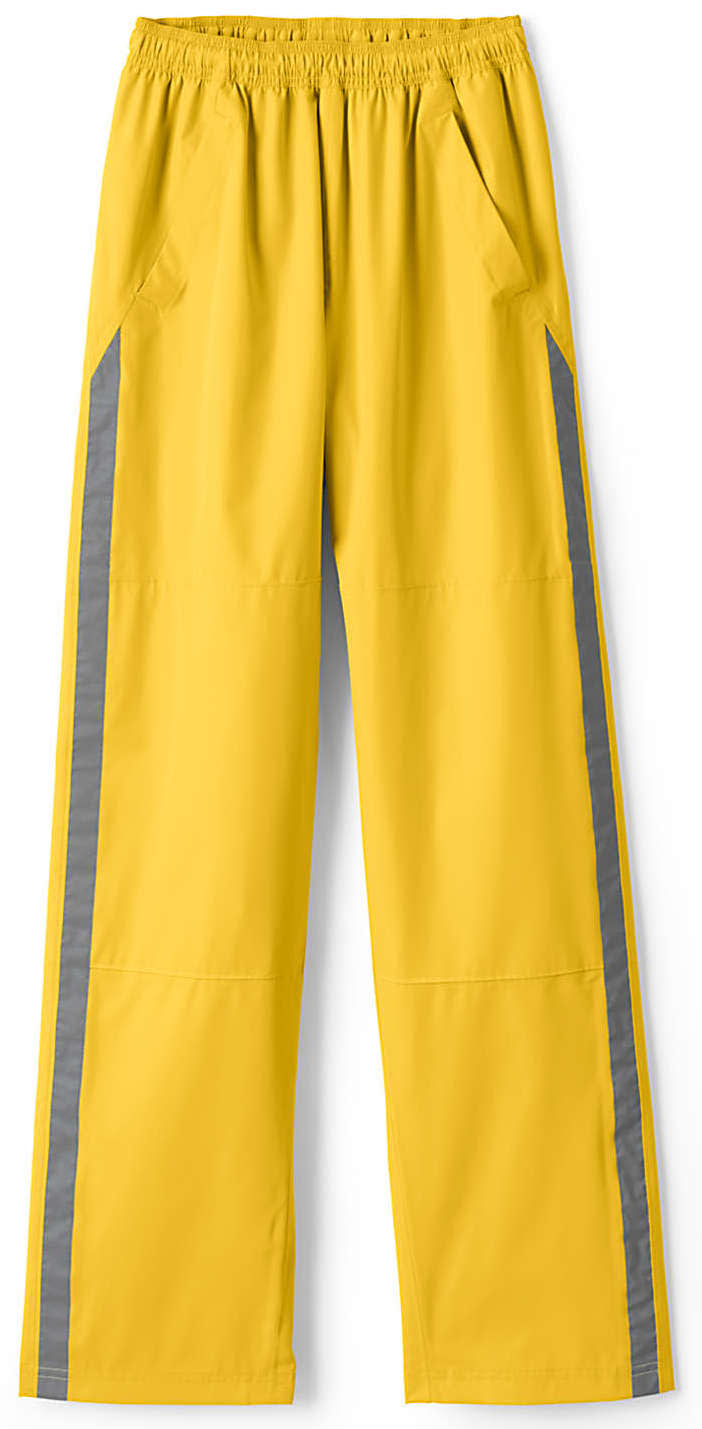 Lands' End Adults' Waterproof Rain Pants