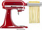 KitchenAid - Pasta Cutter and Fresh Prep Attachment Bundle