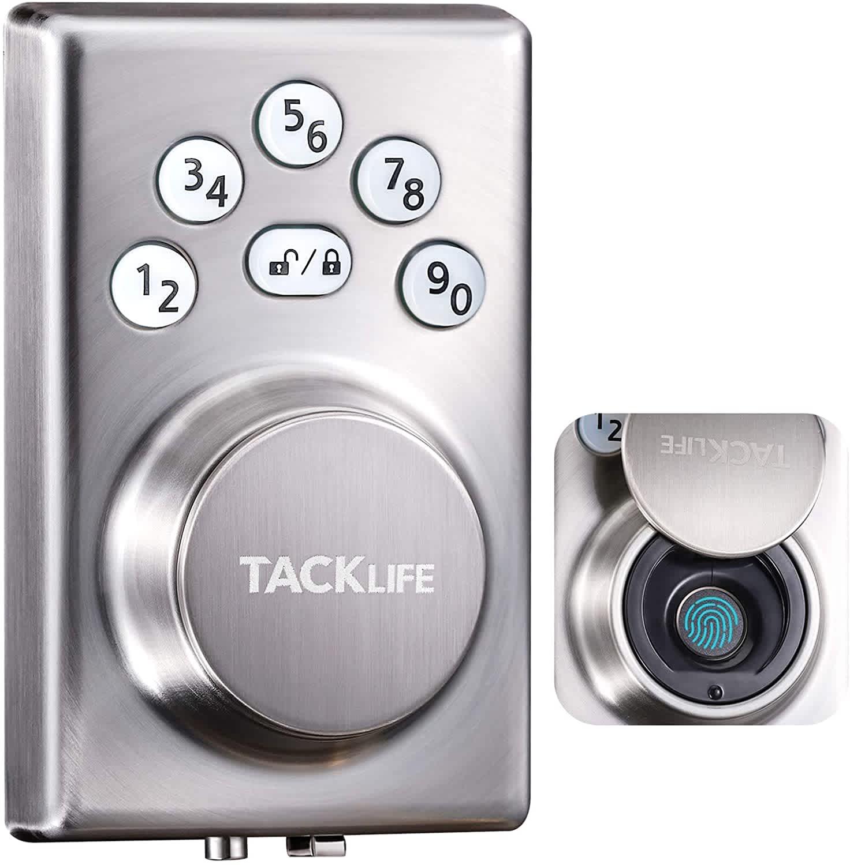 Tacklife Fingerprint Door Lock