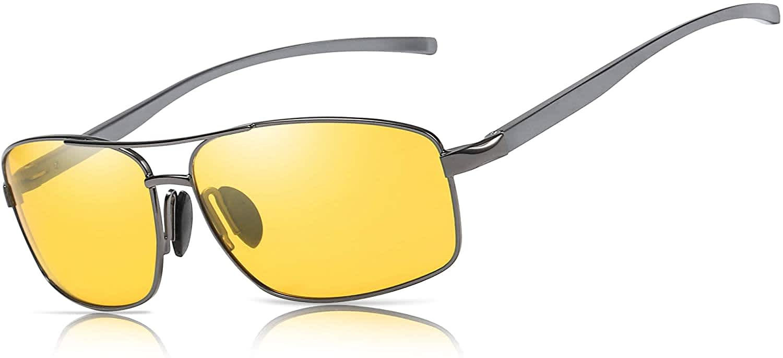 Bircen Night Vision Driving Glasses