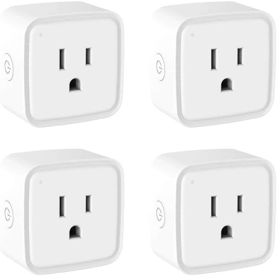 Avatar Smart Plug 4-Pack