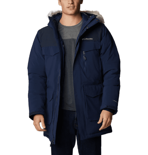 Columbia Men's Great Bend 780 TurboDown Parka