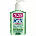 8-oz Advanced Hand Sanitizer Soothing Gel w/ Aloe & Vitamin E
