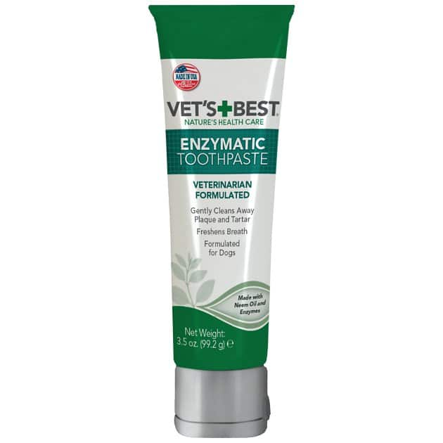 3.5-Oz Vet's Best Enzymatic Dog Toothpaste