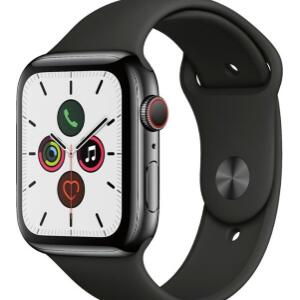Apple Watch Series 5 44mm 不锈钢蜂窝版
