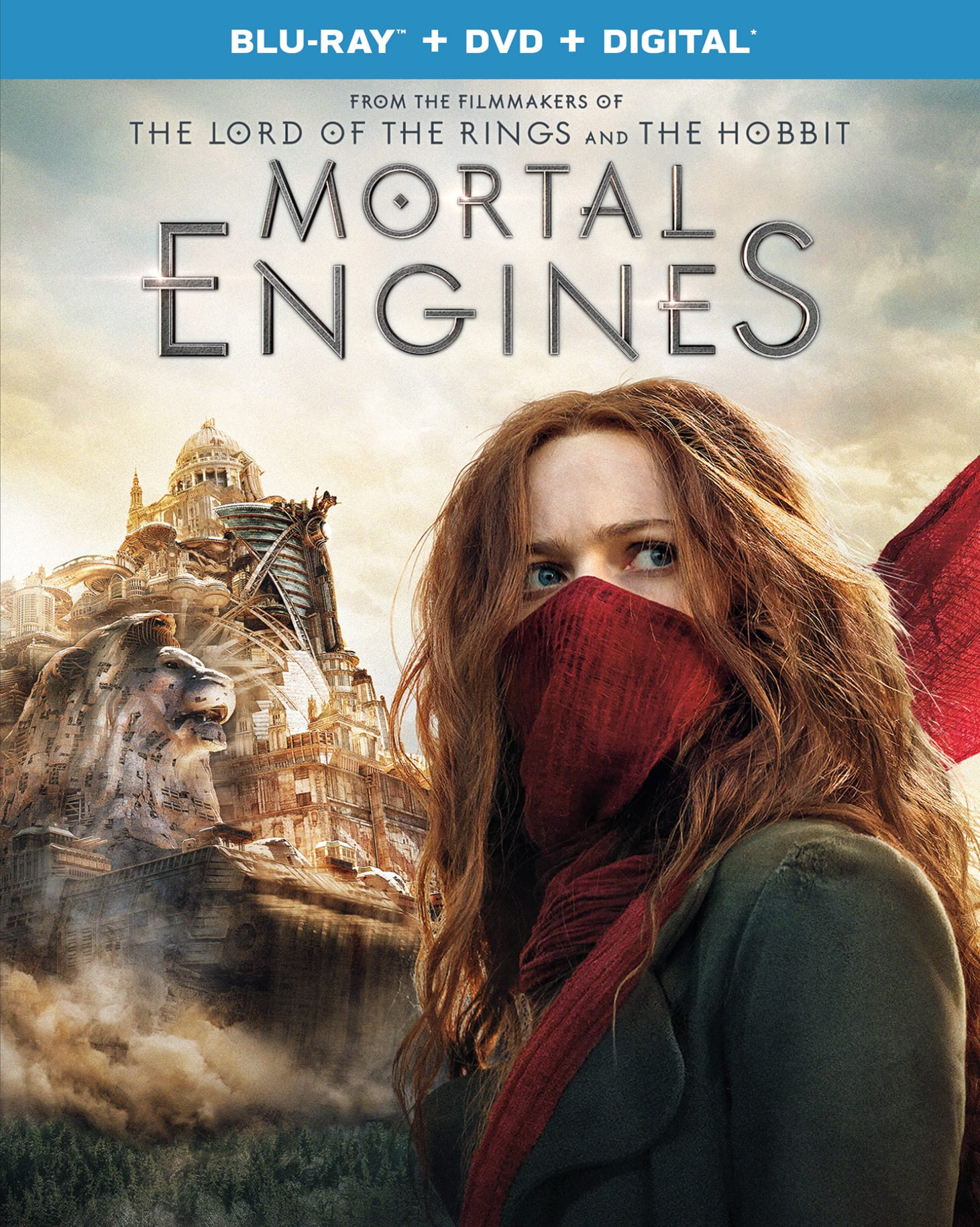 Mortal Engines (Blu-ray + DVD + Digital HD)