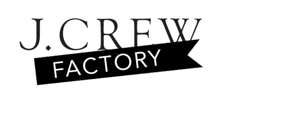 J.Crew Factory Sale