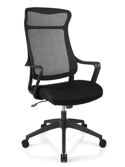 Realspace Lenzer Mesh High-Back Task Chair