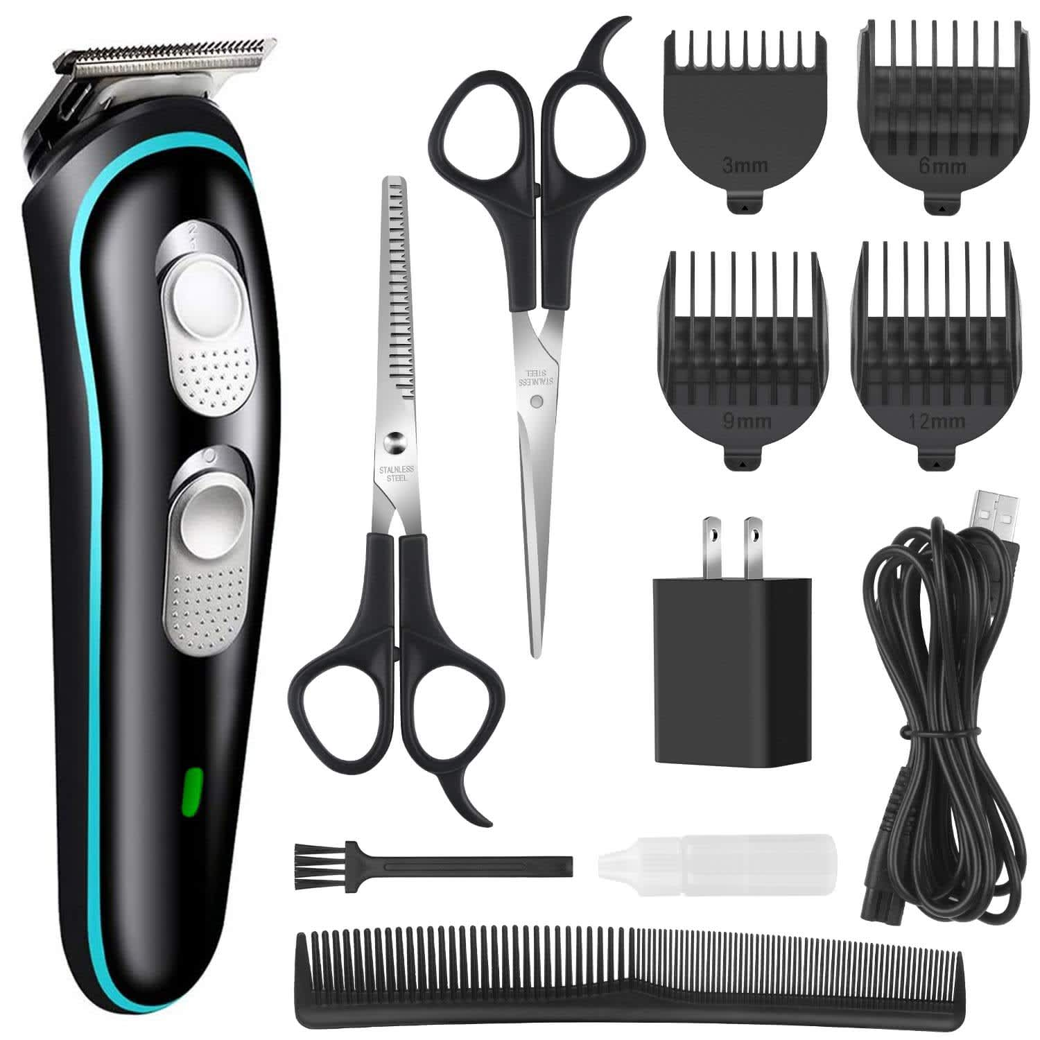 Lolost Men's Cordless Clippers