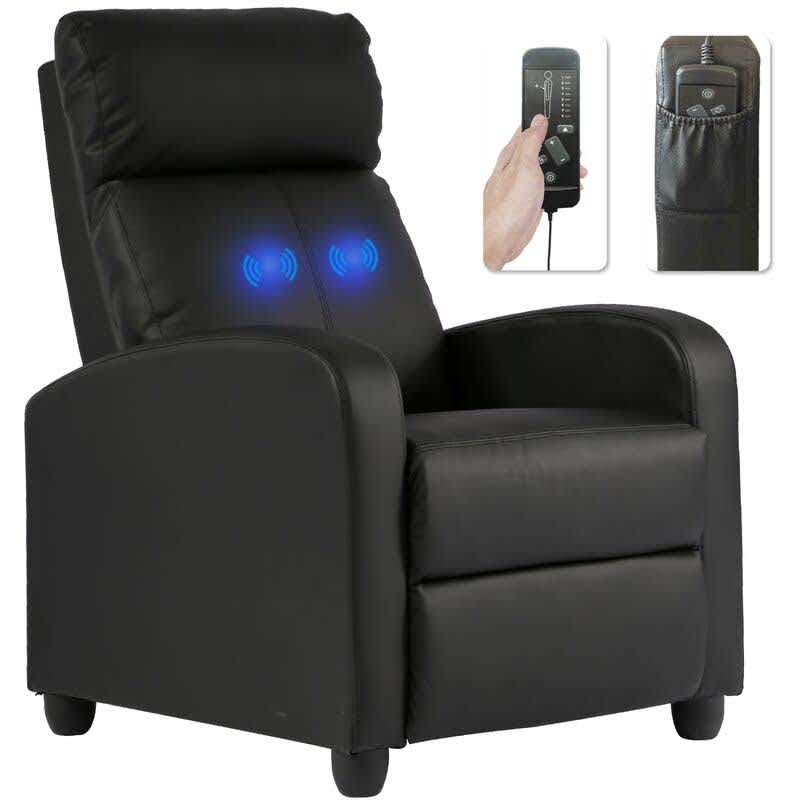 Latitude Run Reclining Massage Chair