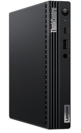 Lenovo ThinkCentre M70q Pentium Gold Comet Lake Tiny Desktop PC