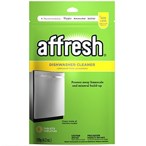 Affresh W10282479 Dishwasher Cleaner, 1 Packs