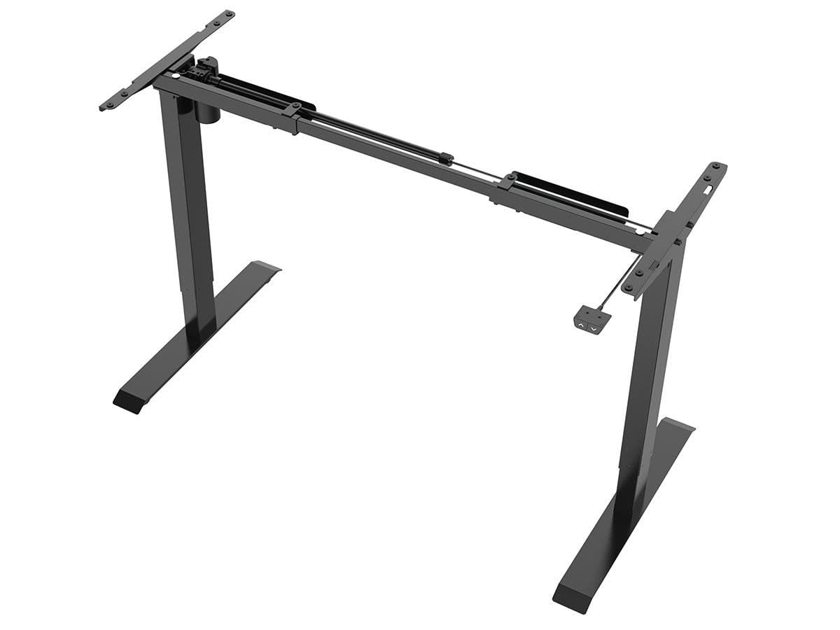 Monoprice Workstream Single Motor Electric Sit-Stand Desk Frame