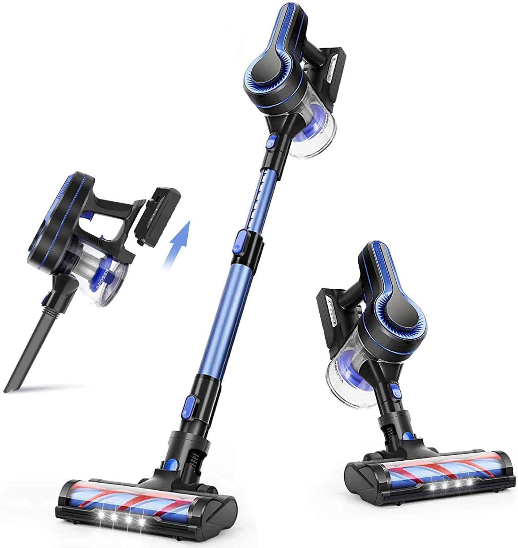 Aposen 250W Cordless Vacuum Cleaner