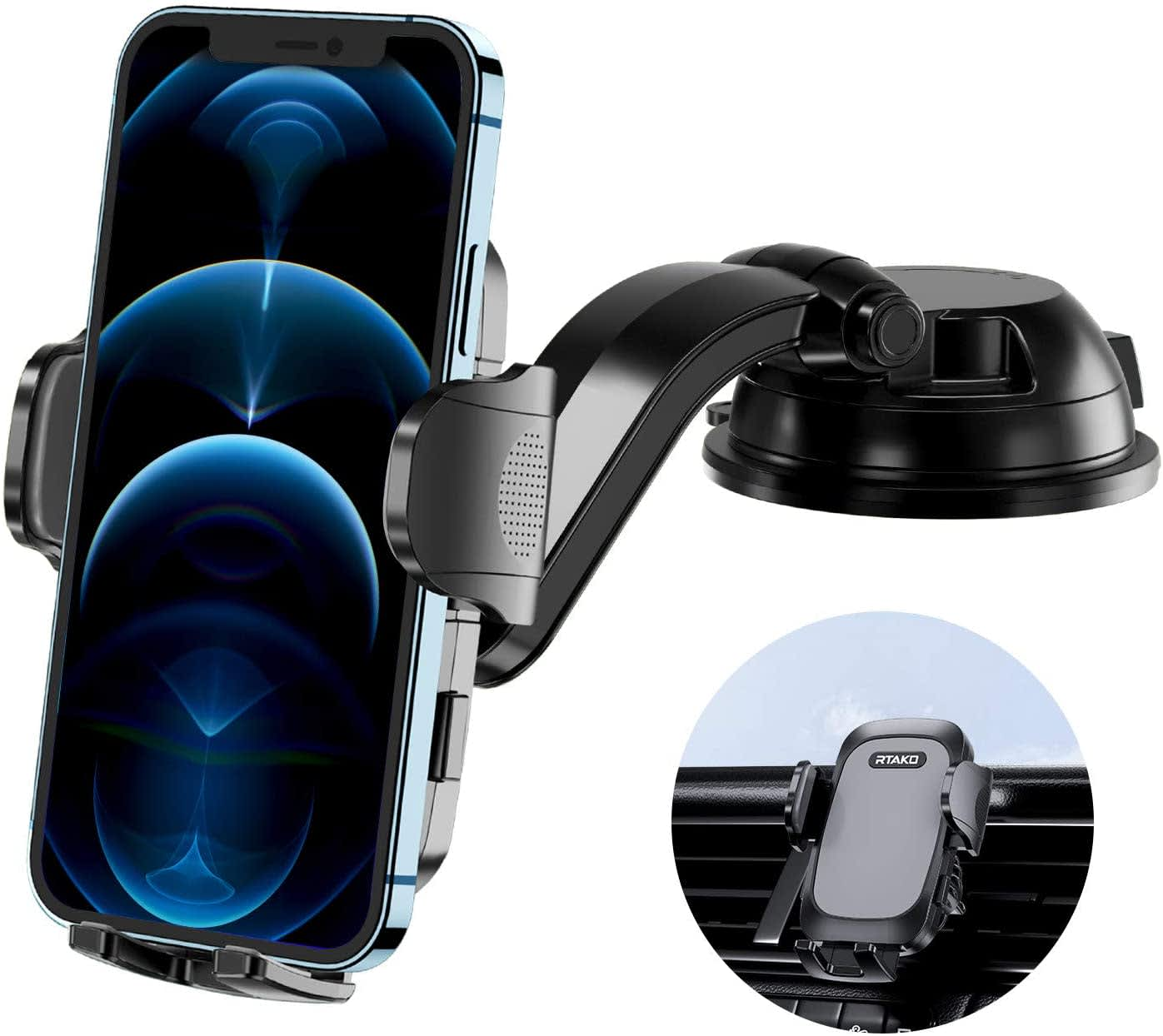 Rtako Universal Car Phone Mount