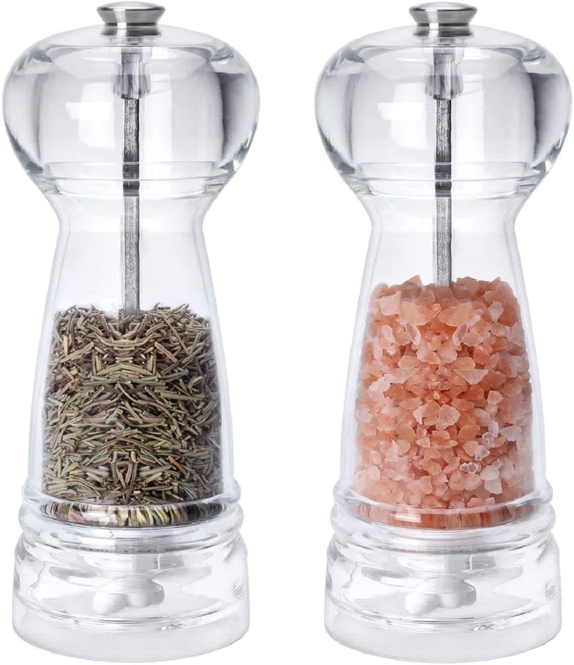 Vevok Chef Salt & Pepper Grinder Mill Set