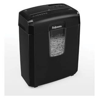 Fellowes Powershred 9C Cross-Cut Paper Shredder