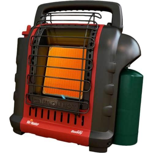 Mr. Heater Portable Buddy Propane Heater