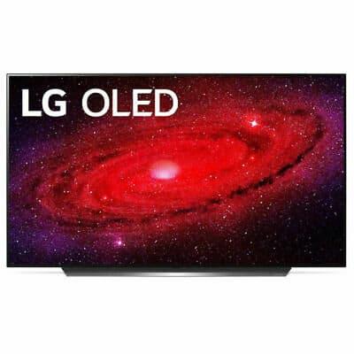 "77"" LG OLED77CXPUA 4K UHD Smart OLED TV (2020)"