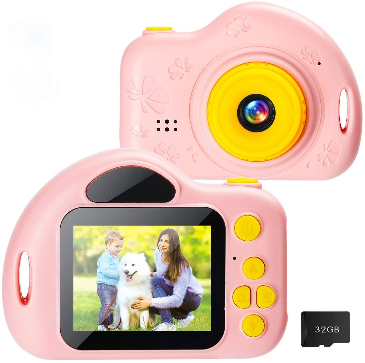 Taoist Kids' Digital Camera