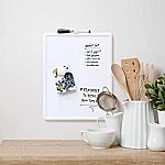 U Brands Contempo Magnetic Dry Erase Board