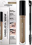 L'Oreal Paris Unbelieva-Brow Tinted Waterproof Brow Gel, Blonde