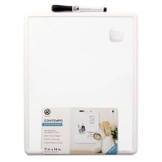 """11""""x14"""" U Brands Dry Erase Board"""