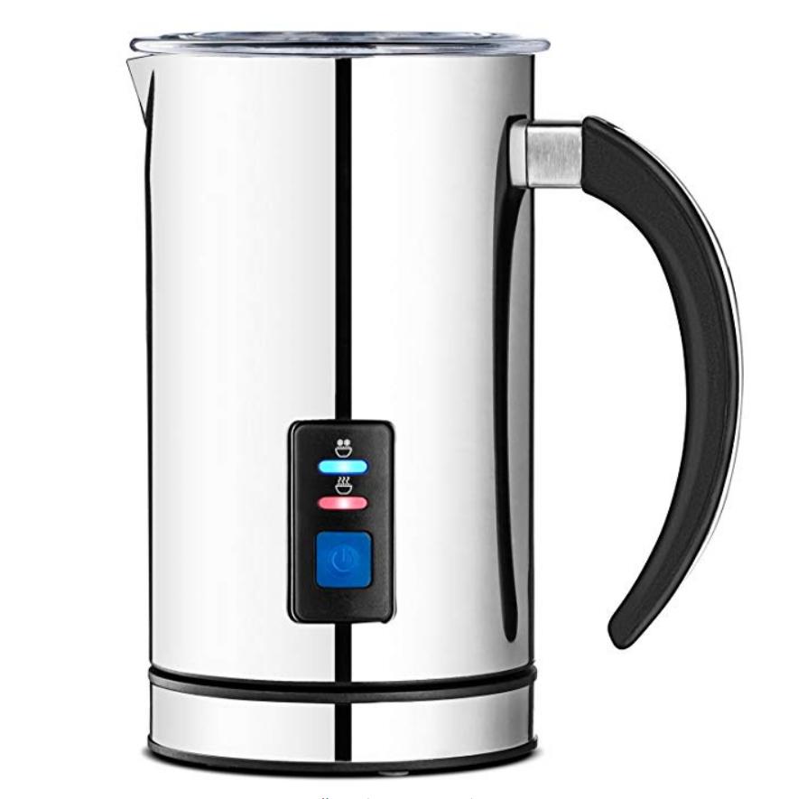 Chef's Star MF-2 自动奶泡器、加热器和卡布奇诺咖啡机