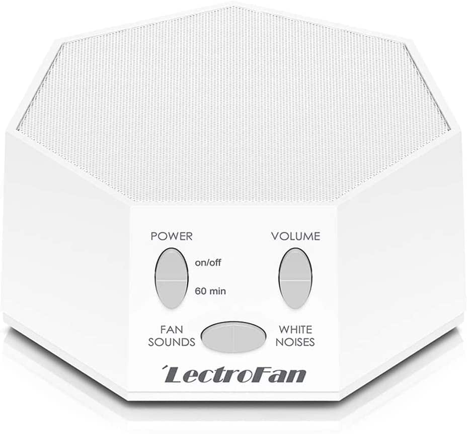 Adaptive Sound Technologies LectroFan White Noise Sound Machine