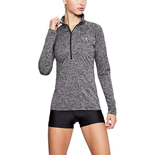 Under Armour Women's Tech Twist ½ Zip Long-Sleeve Pullover