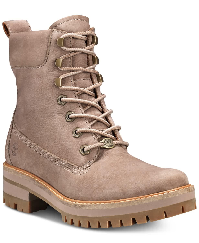 Timberland Women's Courmayeur Valley Boots