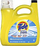 Tide Simply Clean & Fresh Liquid Laundry Detergent, 138 Fl Oz