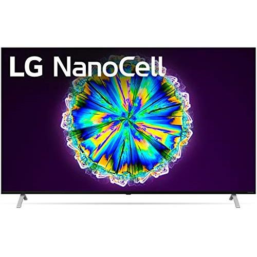 "LG 75NANO85UNA Alexa Built-In NanoCell 85 Series 75"" 4K Smart UHD NanoCell TV (2020)"