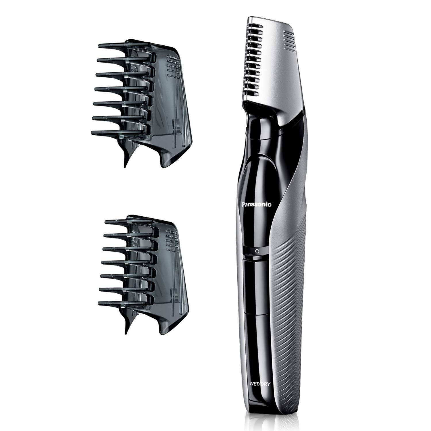 Panasonic Men's Cordless Electric Body Trimmer w/ 3 Attachments