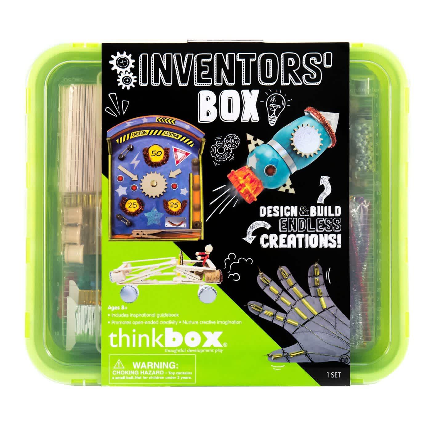 Think Box Inventors' Box