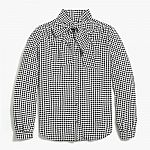 J. Crew Factory - Extra 70% Off Clearance: Bow Top