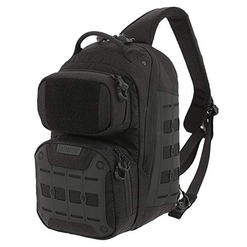 Maxpedition Edp2blk Outdoor Backpack, Black, Regular