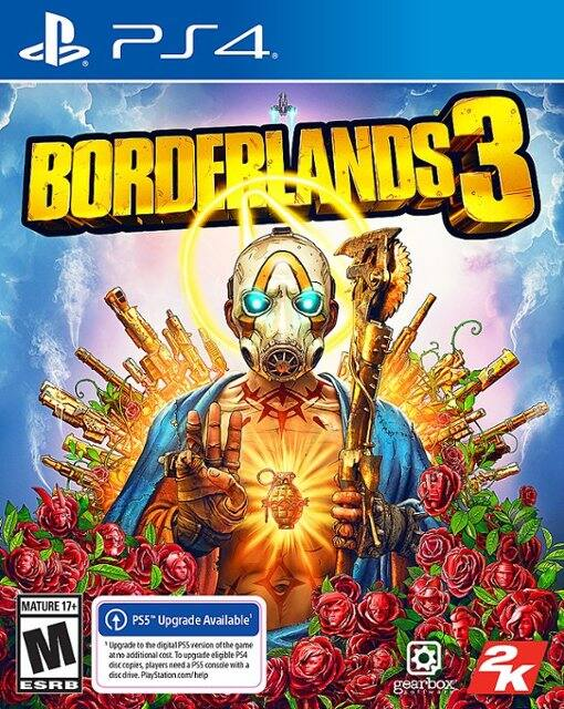 Borderlands 3 (PS5/PS4 or Xbox Series X/Xbox One)