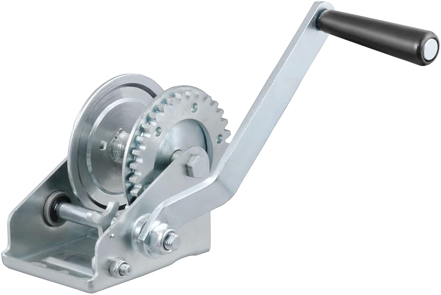 CURT Manufacturing 900-lb. Capacity Hand Crank Winch